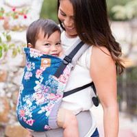 FLORA BLUE - TULA BABY CARRIER