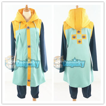 The Seven Deadly Sins - King Cosplay Costume CP151982