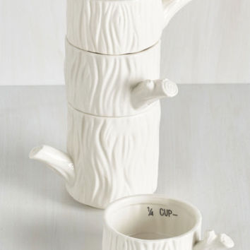Rustic Limb by Whim Measuring Cups by ModCloth