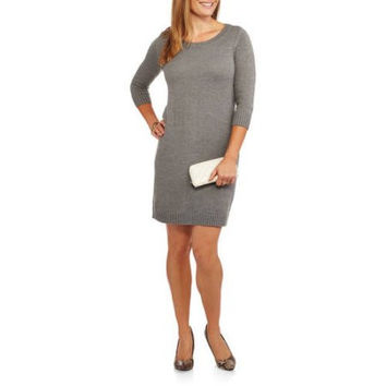 Faded Glory Women's Sweater Dress