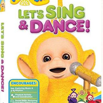 Jeremiah Krage & Nick Kellington & Jack Jameson-Teletubbies: Let's Sing & Dance!
