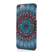iPhone 6 case ornamental iphone 6 plus case mandala circle iphone 5S case Galaxy S6 case S5 S4 case note 3 Note 4 case LG G3 G4 Xperia case
