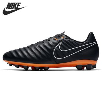 Original New Arrival 2018 NIKE (AG-R) Artificial-Grass Football Boot Men's Football Shoes Soccer Shoes Sneakers