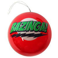 Big Bang Theory Holiday Ornaments