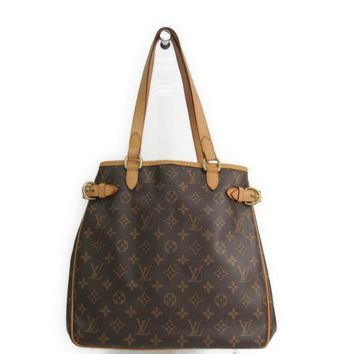 Louis Vuitton Monogram M51153 Batignolles Vertical Women's Shoulder Bag BF312595