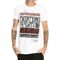 Twenty One Pilots Band Men's T-Shirt