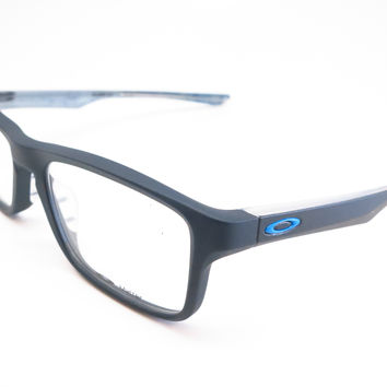 Oakley Plank 2.0 OX8081-01 Satin Black Eyeglasses