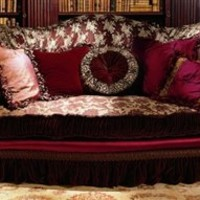 Luxury sofa. High style furniture. The best of online shopping. Custom details seldom offered even by the largest retailers