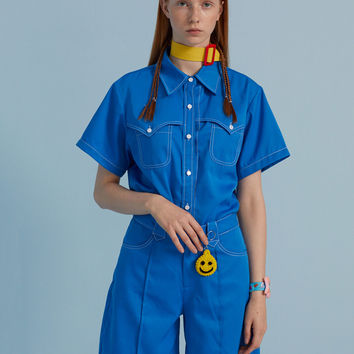 Retro Working Outfit Set