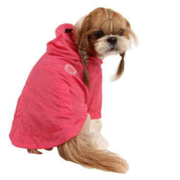 Puppia Windbreaker Dog Raincoat | Sweaters & Coats | PetSmart