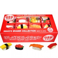 Iwako Eraser Sushi Collection 60 Pieces