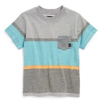 Quiksilver 'Stick & Move' Short Sleeve T-Shirt (Baby Boys)