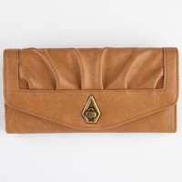Volcom On The Fritz Wallet Cognac One Size For Women 26480440901