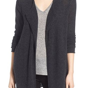 James Perse Long Cashmere Cardigan | Nordstrom