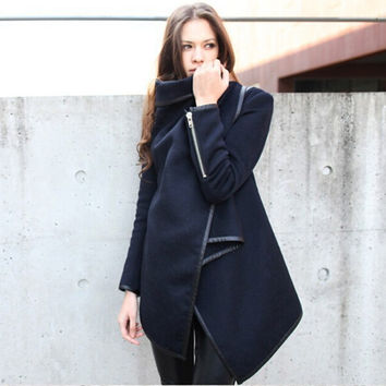 Big Sale On Autumn and Winter Coat Women Long