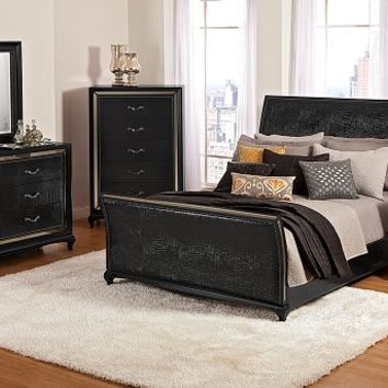 American Signature Furniture - Paradiso Bedroom Collection