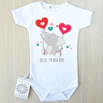 d7d0ada99 Little Sister Baby Clothes. Cute and from HillyStreet on Etsy