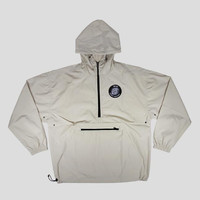 Belief / Shop: Hurricane Windbreaker - Stone