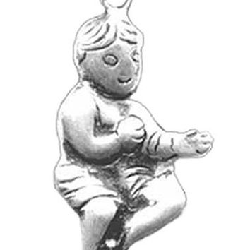Sterling Silver Baby Milagro