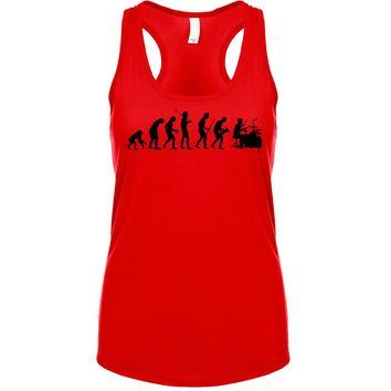 Evolution Drummer Women's Tank