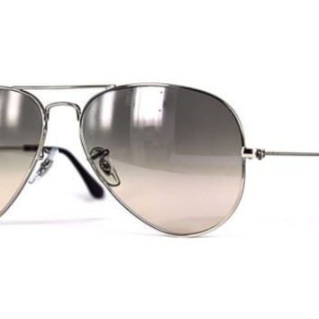 Ray Ban Sonnenbrille / Sunglasses RB3025 Aviator Large Metal 003/32 2N 62 140