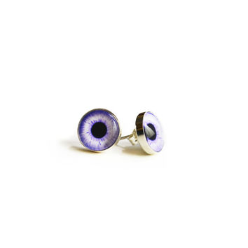 10mm Taxidermy Eye Studs