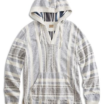 Lucky Brand Baja California Hoodie Mens - Multicolor