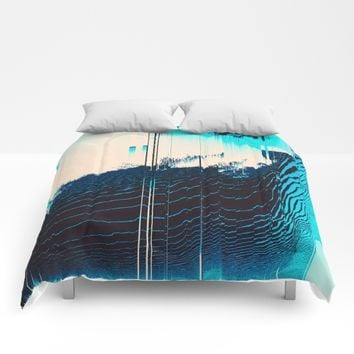 smmrtmbls Comforters by DuckyB