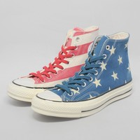 Converse First String All Star Chuck 70's Hi 'Stars & Bars' | Size?