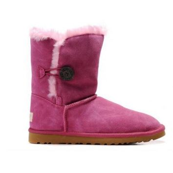 Ugg Boots Cyber Monday 2016 Bailey Button 5803 Cactus Flower For Women 83 00