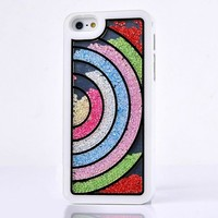 Perfect Semicircle Hard Cover Case For Iphone 4/4s