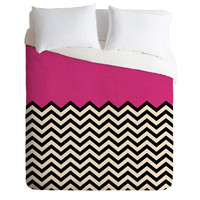 Bianca Green Follow Your Heart Duvet Cover