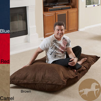 Christopher Knight Chandler Faux Suede 5-foot Lounge Pillow
