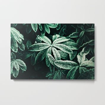 Touch of the season Metal Print by ArtEscape