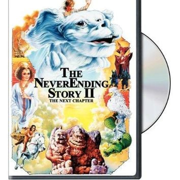 THE NEVERENDING STORY II - THE N