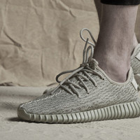 Indie Designs Kanye West Favorite Moonrock Yeezy 350 boost