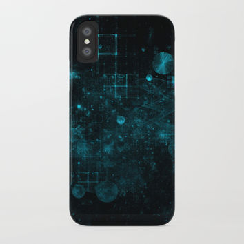 Einstein's Universe iPhone Case by lyle58