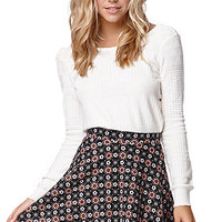 LA Hearts Sweater Skater Skirt at PacSun.com