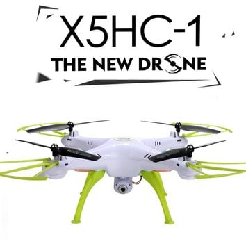 SYMA X5HC X5HC-1 2.0MP HD Camera RC Quadcopter with 360 Eversion Headless Mode High Hold Mode Function 2.4GHz 4CH 6 Axis