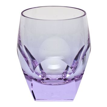 Crystal Cocktail Glasses in Alexandrite