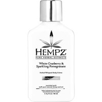 Travel Size White Cranberry & Sparkling Pomegranate Herbal Whipped Body Crème