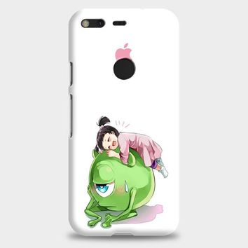 Monster Inc Cute Mike And Boo Google Pixel XL 2 Case | casescraft
