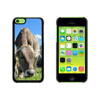 Grazing Cows Mountain Farm Case for Apple iPhone 5C
