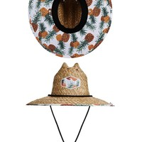 PINA COOLADA - STRAW HAT BY HEMLOCKHATCO