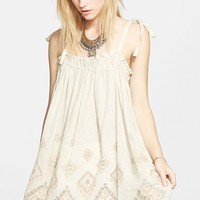 Women's Free People 'Summer Sun' Tunic Dress