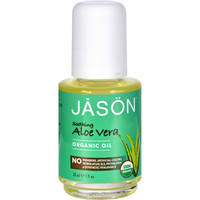 Jason Pure Natural Organic Oil Aloe Vera - 1 fl oz