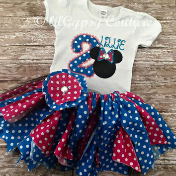 2nd birthday,birthday outfit,birthday shirt,tutu,tutu skirt,second birthday,ott,girls clothing