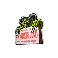 GOOSEBUMPS™ HORRORLAND ENAMEL PIN