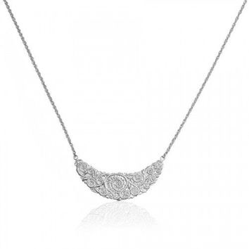 Honor Your Soul Necklace • Silver