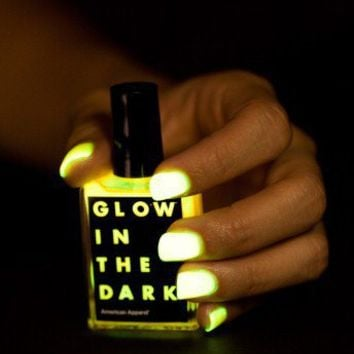 Glow in the Dark Nail Polish | Shop American Apparel